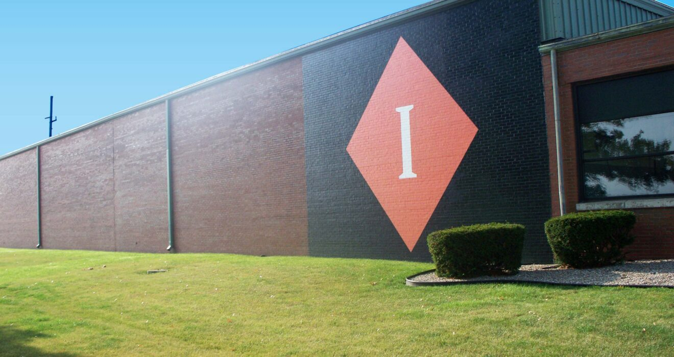 illinois forge, orange diamond building exterior
